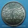Coins Japon. Hiro-Hito (1926-1989). 1000 yen an 39 J. O. 1964