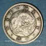 Coins Japon. Mutsuhito (Meiji Tenno) (1867-1912). 10 sen an 3  (1870)