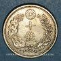 Coins Japon. Mutsuhito (Meiji Tenno) (1867-1912). 10 sen an 32 (= 1899)