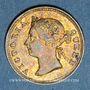 Coins Malaisie. Etablissements des détroits (Straits Settlements). Victoria (1837-1901). 5 cents 1895