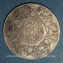 Coins Maroc. Abdul Aziz (1311-1326H). 2 1/2 dirhams 1318H. Paris