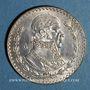 Coins Mexique. 2e République. 1 peso 1957