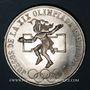 Coins Mexique. 2e République. 25 pesos 1968. J.O.
