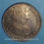Coins Mexique. Charles IV (1788-1808). 8 reales 1793 FM. Mexico
