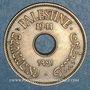 Coins Palestine. Administration britannique. 10 mils 1941