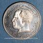 Coins Tunisie. République. 1/2 dinar 1968. Essai