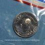 Coins Tunisie. République. 1/2 dinar 1976. Essai