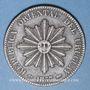 Coins Uruguay. 20 centesimos 1857D. Lyon