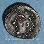Coins Eduens. Bourgogne - Dovbno. Denier. Vers 60-54 av. J-C
