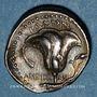 Coins Iles de Carie. Rhodes. Ameinas, magistrat. Didrachme, 229-205 av. J-C