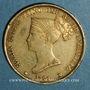 Coins Italie. Duché de Parme. Marie Louise (1815-1847). 40 lires 1821. Milan (PTL 900‰. 12,90 g)