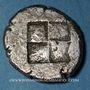 Coins Macédoine. Acanthe. Tétradrachme, vers 510-480 av. J-C