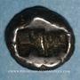 Coins Royaume de Lydie. Epoque de Crésus (vers 561-546 av. J-C). Sicle