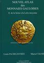 Second hand books Delestrée /Tache - Nouvel Atlas des monnaies gauloises II : de la Seine à la Loire moyenne