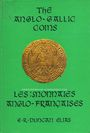 Second hand books Duncan Elias E. R. - The anglo-gallic coins (les monnaies anglo-françaises). 1984