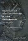 Second hand books Feugère M. / Py M. - Dictionnaire des monnaies découvertes en Gaule méditerranéenne