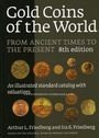 Second hand books Friedberg L. - Gold coins of the world. 8e édition 2009