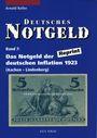 Second hand books Keller A. - Deutsches Notgeld Band 7 + 8. Das Notgeld der deutschen Inflation 1923