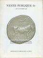 Second hand books Monnaies et Médailles, Bâle, vente aux enchères n° 61, des 07-08.10.1982