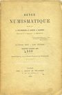 Second hand books Revue numismatique. 1905. 4e trimestre