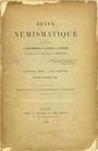 Second hand books Revue numismatique. 1909, complet en 4 livraisons