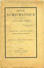 Second hand books Revue numismatique. 1930. 3e et 4e trimestre