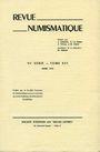 Second hand books Revue numismatique. 1974
