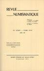 Second hand books Revue numismatique. 1975