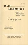 Second hand books Revue numismatique. 1985