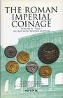 Second hand books Roman Imperial Coinage -  volume 2, partie 1