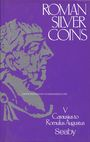 Second hand books Seaby - Roman silver coins - Tome 5