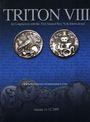 Second hand books Triton VIII. Vente des 11-12.01.2005
