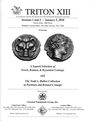 Second hand books Triton XIII. Vente du 05.01.2010. Parties 1 & 2