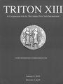 Second hand books Triton XIII. Vente du 05.01.2010. Parties 3 & 4