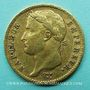 Stolen objects 1er empire, 20 francs 1812A