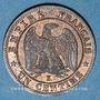 Stolen objects 2e empire (1852-70), 1 cme tête laurée 1862K Bordeaux