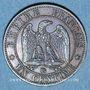 Stolen objects 2e empire (1852-70), 1 cme tête nue 1856BB Strasbourg