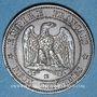 Stolen objects 2e empire (1852-70), 2 cmes tête nue 1855BB Strasbourg, ancre