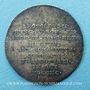 Stolen objects Francfort, Couronnement de Léopold II 1790, médaille argent 20 mm