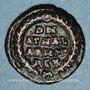 Stolen objects Les Ostrogoths. Athalaric (526-534). Décanoummion. Rome