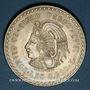 Stolen objects Mexique. 2e République. 5 pesos 1947