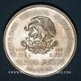 Stolen objects Mexique. 2e République. 5 pesos 1951