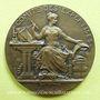 Stolen objects Ministère du Commerce et de l'Industrie, Comité des Expertises. Jeton bronze.