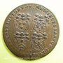 Stolen objects Municipalité de Lyon, Iannon, Perrin, Bourlier, Castigliony, jeton cuivre 1719