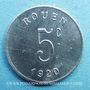 Stolen objects Rouen, 5 cent 1920