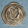 Coins Suisse. Evêché de Bâle. Henri d'Isny (1275-1286). Runder Pfennig, vers 1275